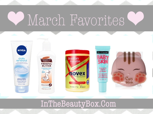 march_favorites_itbb